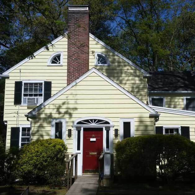 Exterior House Painting After